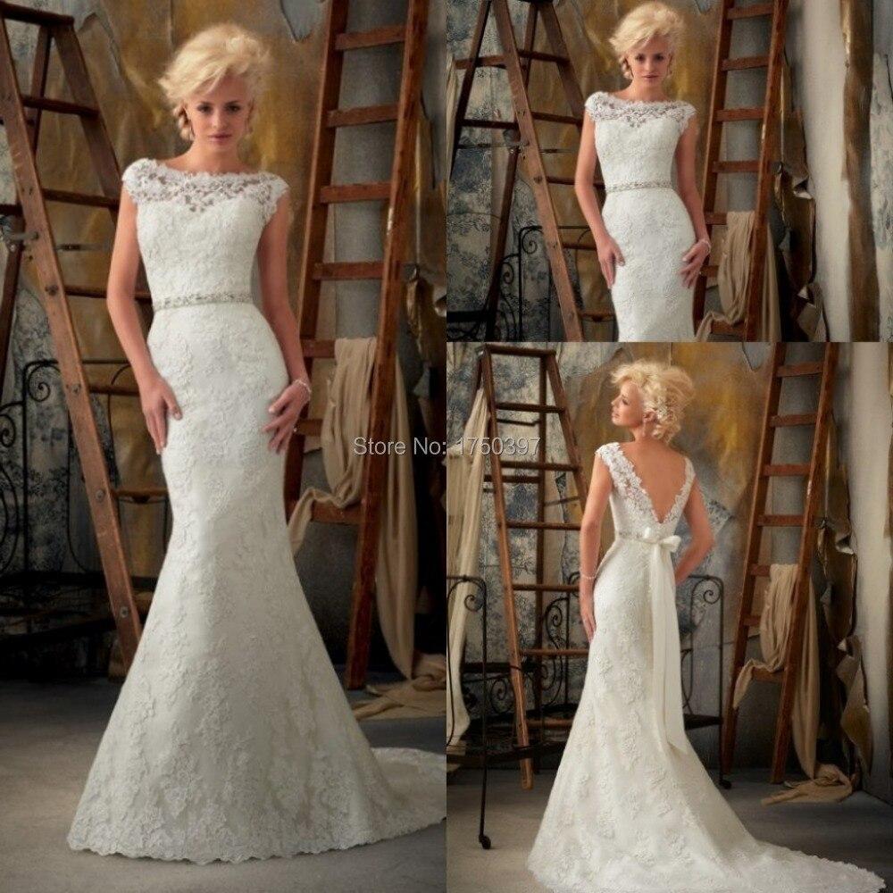 Hot sale new sheath vestidos do novia sexy wedding dresses for Backless wedding dresses for sale