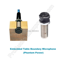 MICWL Professional E551 Embedded conference public broadcasting teaching Boundary Microphone Phantom Power