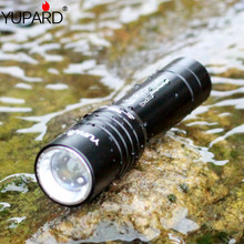 YUPARD XM-L2 T6 led Diving zoomable White yellow Light Brigh