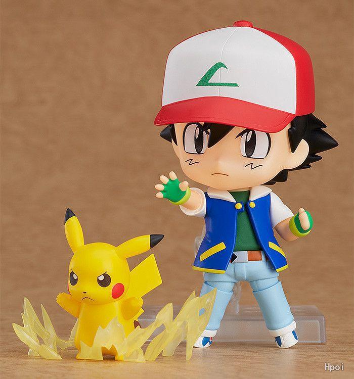 Nendoroid Mini Action Figure – 800 Satoshi & Pikachu  BJD