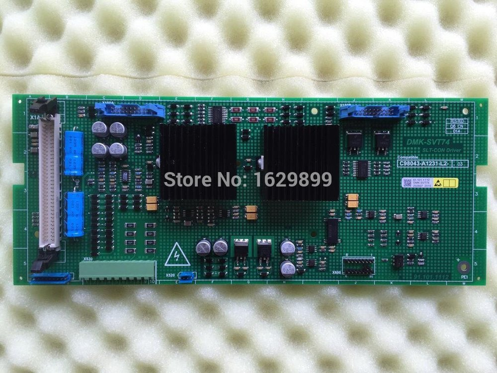 1 piece free shipping high quality heidelberg mo board 91.101.1112, 12 months warranty SVT/C98043-A1231 1 piece high quality free shipping heidelberg gto52 motor 43 112 1311