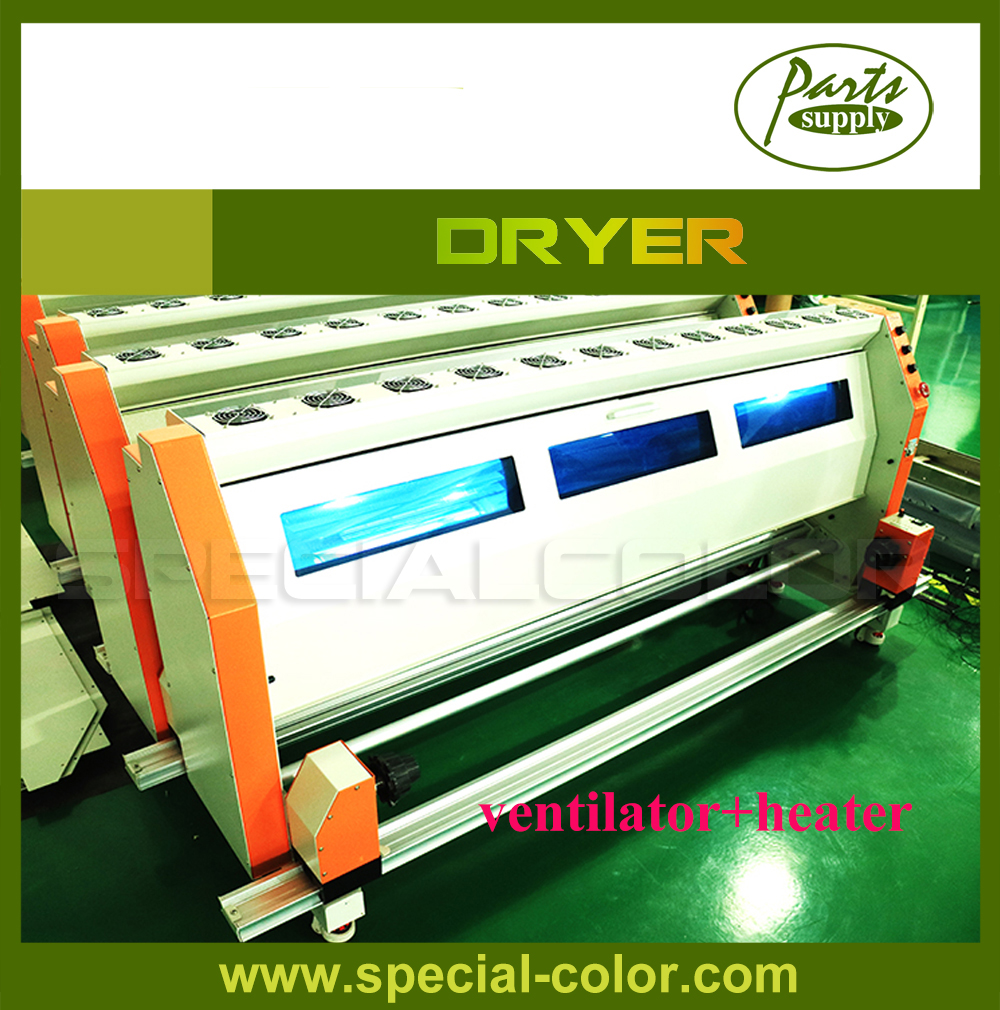 1.6m High Quality Large Format Printer Dyer with feet roller 2016 extra large 3d printer with 400x400x470mm building envelope