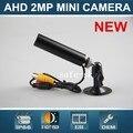 2016 новейший AHD 960 P HD Матовое Мини CCTV Камеры Безопасности Small Mini securitry Камеры С 3.6 ММ ОБЪЕКТИВ Видео камера