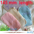 10 Pcs Wholesale cloth menstrual pads reusable menstrual pads panty liner washable sanitary pad reusable pads
