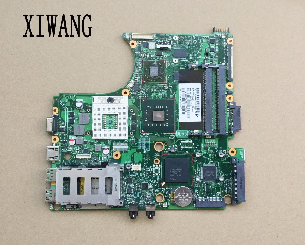 583077 001 for hp probook 4510S 4710S 4411S Notebook Laptop motherboard PM45 DDR3 ATI graphics 100