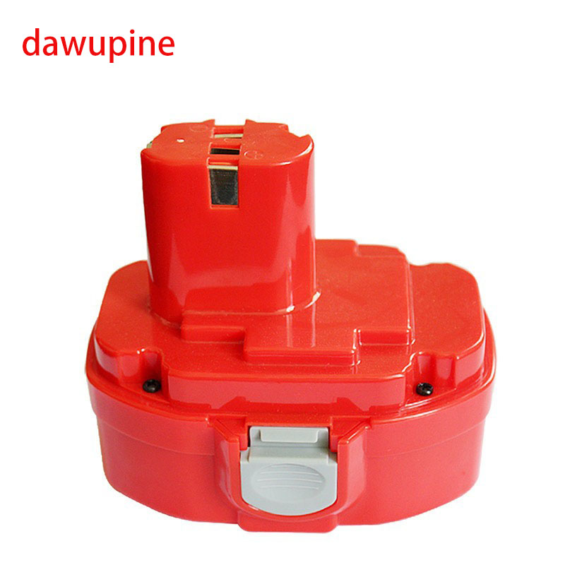 dawupine 1820 Plastic Case For Makita 18V NI-CD NI-MH Battery Cordless Electric Drills 1822 1823 <font><b>1833</b></font> 1834 1835 1835F 192827-3 image