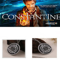 New Popular Hot sale TV series Constantine Exorcist evil justice mysterious symbol retro necklace&pendant Chriatmas gift NN022