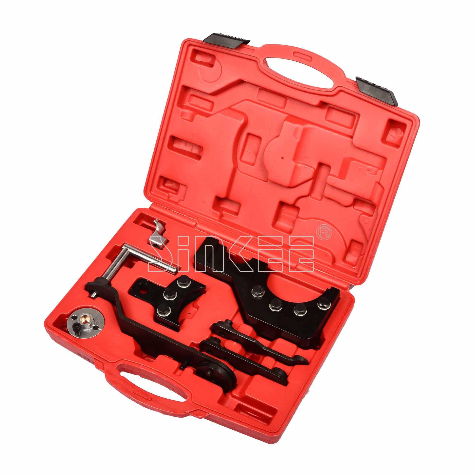 Para VW VAG Ferramenta de Sincronismo Do Motor Para Touareg Phaeton 2.5 TDI 4.9 PD Diesel 5 10 Kit Cilindro SK1212