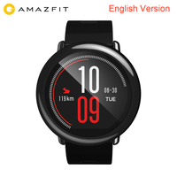 Original Xiaomi Huami Smart Watch AMAZFIT Pace Sports Watch English Version Bluetooth 4 0 Heart Rate
