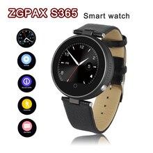 ZGPAX Bluetooth Smartwatch S365 für Android Smartphones Android Tragen wrist Smart watch für Apple IOS & Android uhr männer frauen
