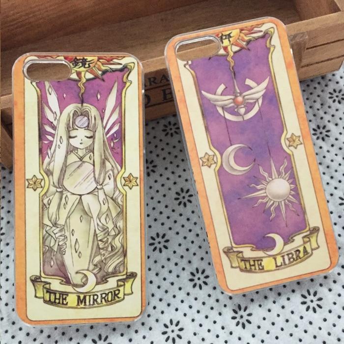 Clow card The Mirror Cardcaptor Sakura iphone case