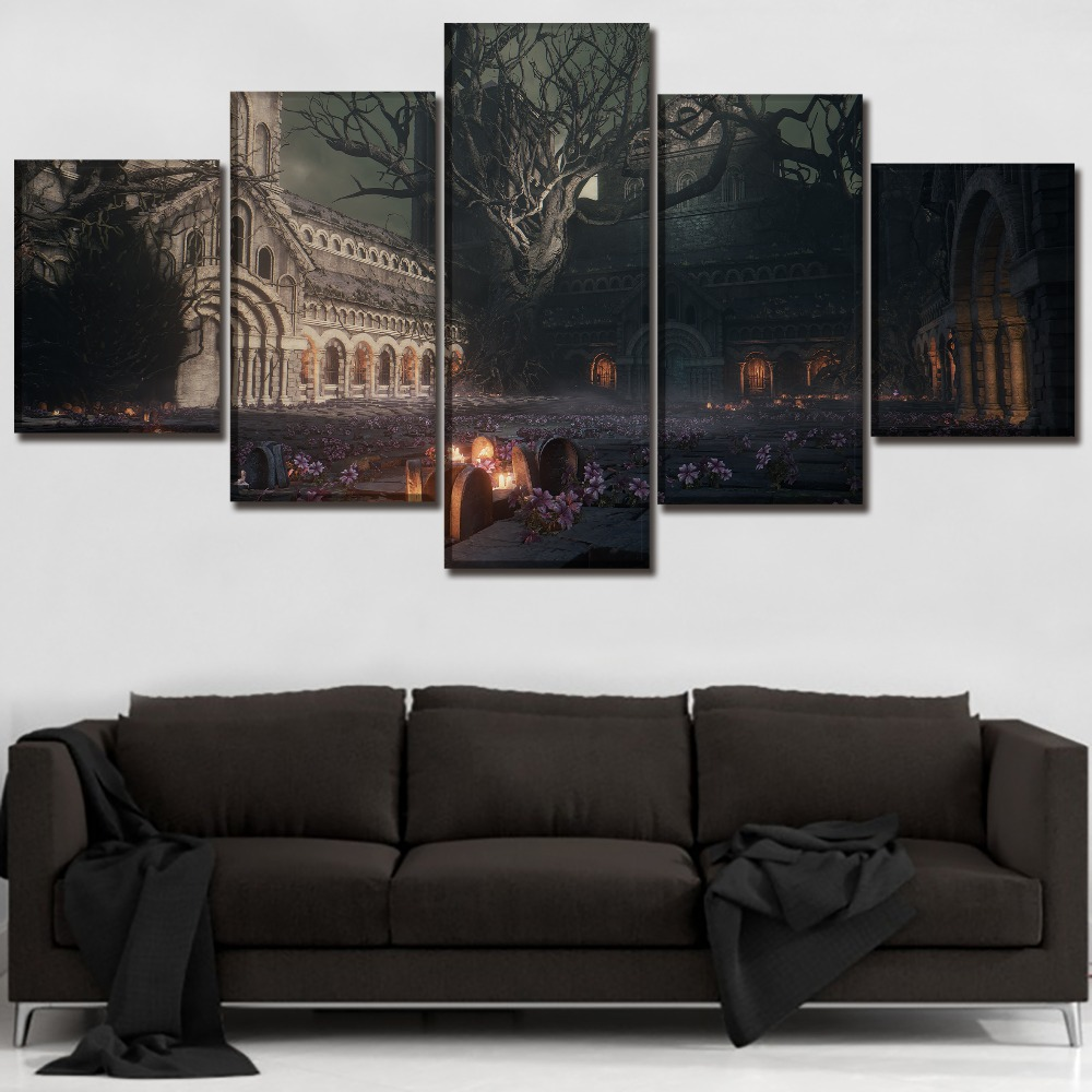 Dark Souls Canvas Art Print Various Sizes