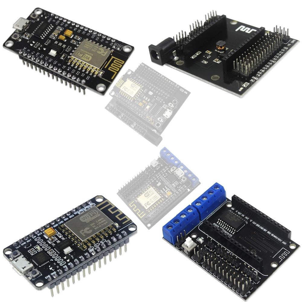 ESP8266 CH340G CH340 G NodeMcu V3 Lua Wireless WIFI Module Connector Development Board CP2102  Based ESP-12E Micro USB  интегральная микросхема usb nodemcu lua wifi esp8266 nodemcu usb