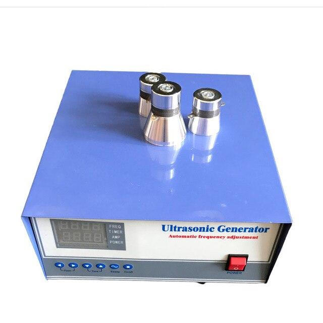 Diy Ultrasonic Generator For Ultrasonic Cleaning Machine 28khz 40khz
