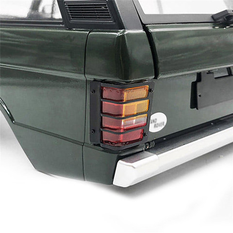Decorative Metal Tail Light Guard For 1/10 Range Rover Classic Body RC Parts Accessories DIY Upgrade Parts Lahore