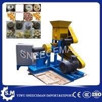 100 120KG/H rice corn extruder machine rice extruder puffing corn machine on sale