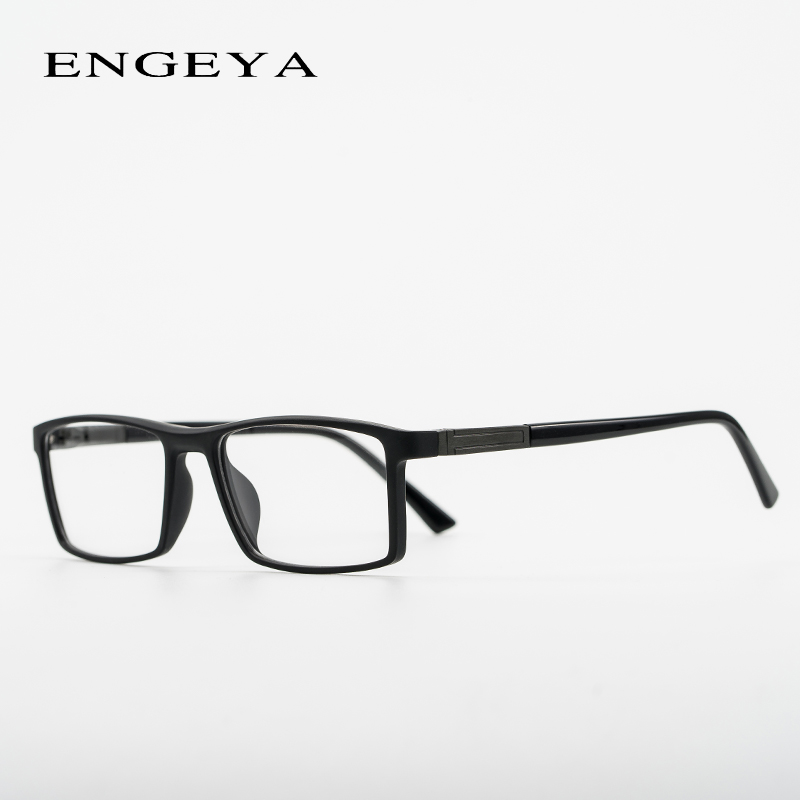 ENGEYA Men TR90 Brand Designer Eyeglasses Frame Optical Retro Glasses Myopia Spectacle Frame Classic 5 colors #IP2009#