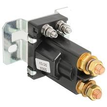 Двойной аккумулятор изолятор реле старт ВКЛ/ВЫКЛ 4 Pin 500A 12V для автомобиля выключатель питания
