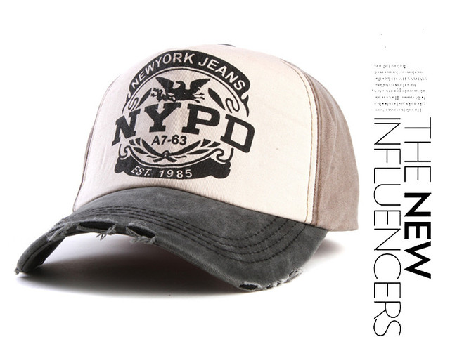 כובע משטרת ניו יורק