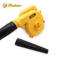 Toolgo High Efficiency Electric Air Blower Vacuum Cleaner Blowing Dust Collecting 2 In 1 Computer Dust Collector Cleaner