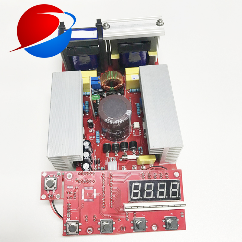 Kit de générateur ultrasonique de 200 W 28 KHz pour l'alimentation d'énergie d'entraînement de transducteur ultrasonique-in Pièces de nettoyeur ultrason from Appareils ménagers    1