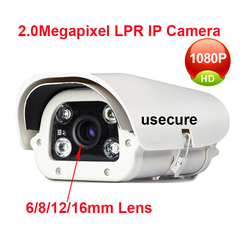 все цены на 2.0Megapixels 1920*1080P License Plate Recognition Camera IP LPR camera ANPR camera онлайн