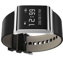 X9 плюс спортивные часы 1.5 «oled Экран Водонепроницаемый Смарт Браслет сидячий, Смарт Браслет Спорт тестер-черный