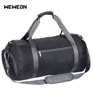 Light Men Women Sport Bag Foldable Gym T