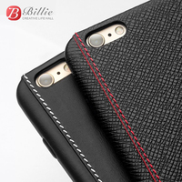 For IPhone 6 6s Case Luxury Calf Skin Genuine Leather Cover For IPhone 6s Plus Ultra