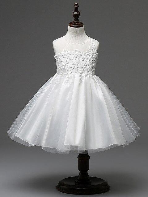 Kinder formale prinzessin kleid häkeln blume brautjungfer hochzeit ...