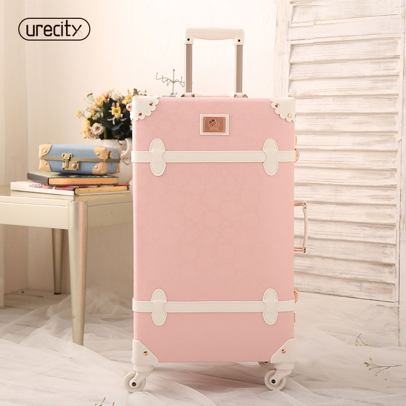 2018 Girl Style Travel Luggage 20
