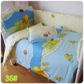 Reliable and Trustworthy Quality Bedding,Baby Nursery Crib Bumper,Make Each Customer Feel Satisfied,Boys/Girls Crib Bedding Sets