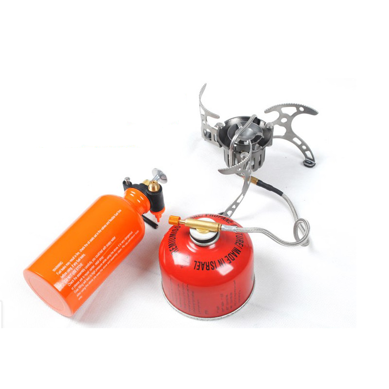 BRS 8 Oil Gas Multi Use Stove outdoor camping stove