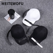 Summer New Fashion Spring Casual Unisex Hats Snapback Caps Cotton For Men Women Baseball Cap Hip Hop Long band street dance Hat