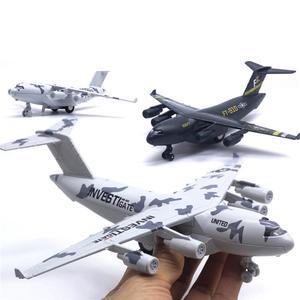 Diecast C17 Transport Plane Pu