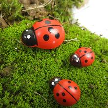 Wooden Ladybirds