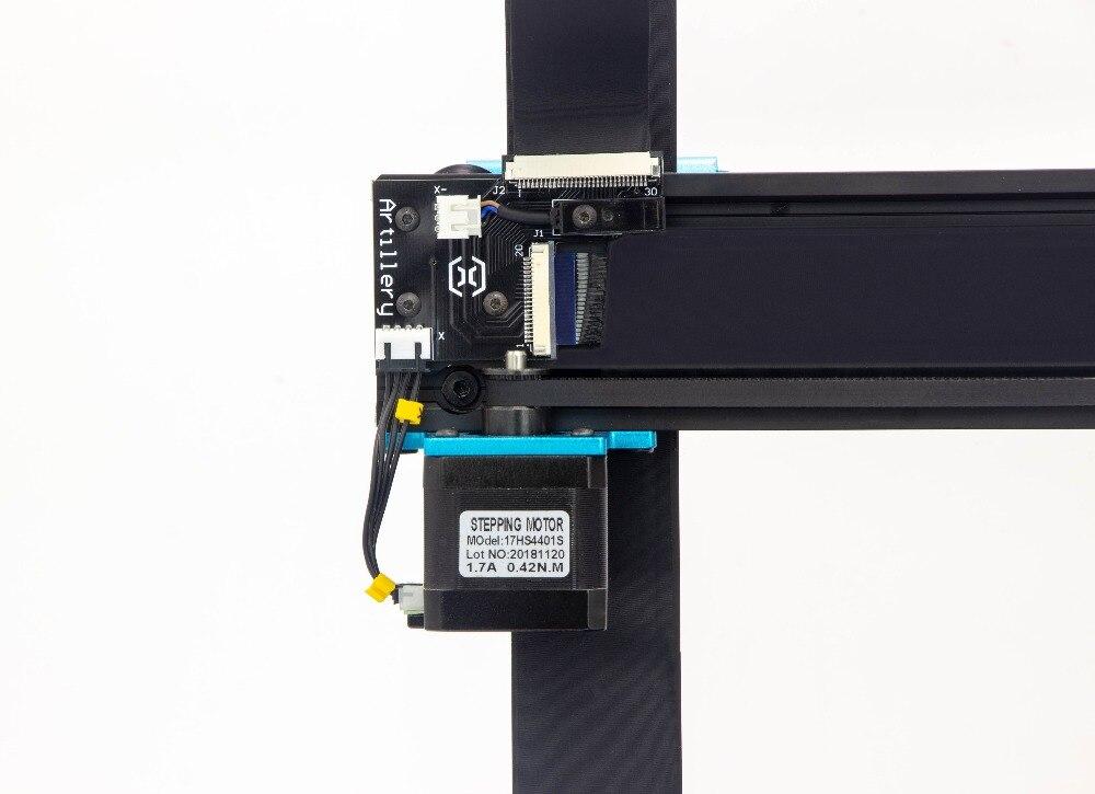 Tamanho de Impressão de 500*500mm Tronxy X5st-500 Cama Calor Diy