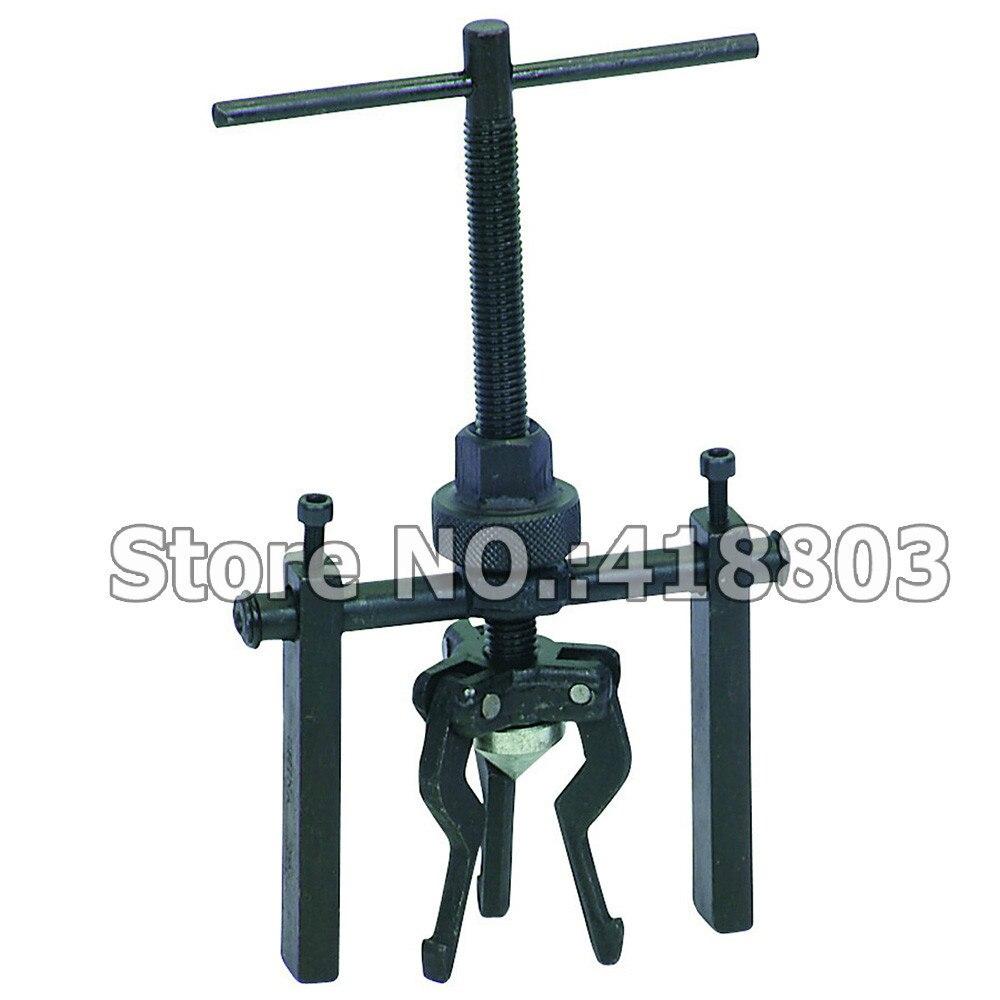 Heavy Duty 3 Jaw Pilot Inner Bearing Puller For 16~38mm bearings