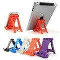 Nueva moda de tres puestos de soporte ajustable soporte para teléfono perezoso para ipad soporte para tablet pc soporte móvil teléfono celular gadget