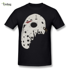 Friday the 13th Jason Mask T Shirt 2018 New Arrival Man Cool Tees Great Design T-Shirts
