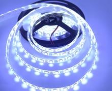 Car LED 5m 300 smd soft light with 5050 waterproof soft light strip High brightness low voltage 12V 5050 light strip стоимость