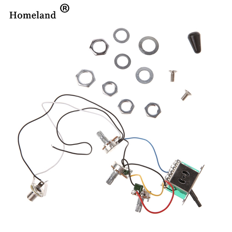 Guitar potentiometer Accessories ST Electric Guitar