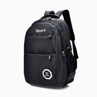 Hot Selling Men Backpack Business Oxford 15 6 Men Laptop Bag College Student School Bags Large