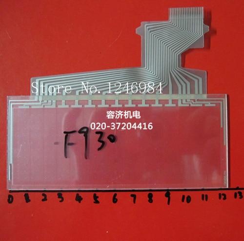 [BELLA]F930GOT-BWD-C Touchpad Touchscreen Display Glass Lens Origiinal--5pcs/lot
