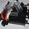 Xenon hid 100 W 12 V 100 W xenon kit H1 H3 H4 H7 H8 H9 H10 H11 h4 H13 880 881 9004 9005 9006 9007 de xenón 100 W H1 H7 100 W xenon kit