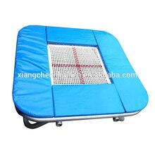 Professional gymnastic mini trampoline