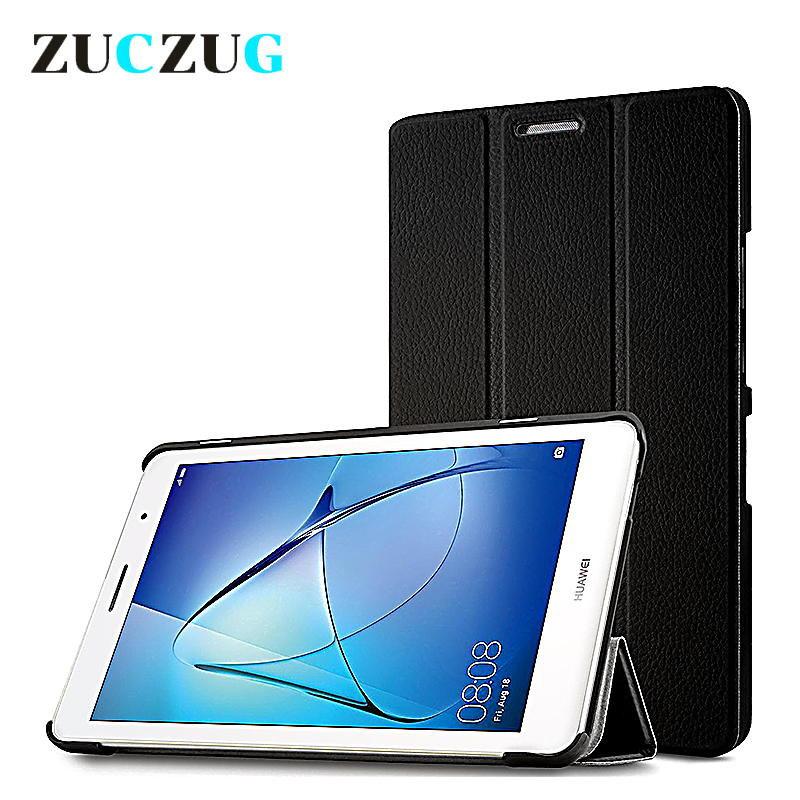 For Huawei MediaPad T3 8 2017 Case,PU Leather Case Stand Case for Huawei MediaPad T3 KOB-L09 KOB-W09 Cases for Honor Play 2 8 for huawei mediapad t3 8 0 kob l09 kob w09 case ultra thin design case tpu silicone transparent matte cover honor juego pad 2 8