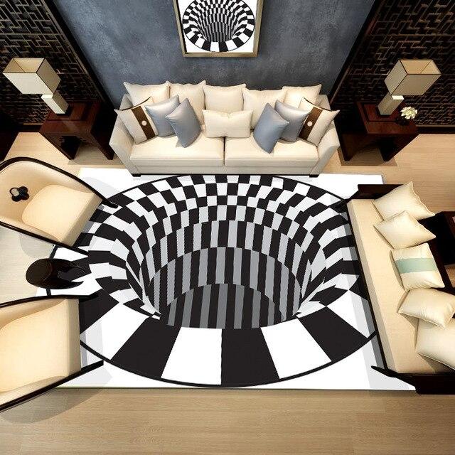 DeMissir 17 Kinds Modern Concise 3D Large Carpet For Living Room Bedroom  Rug Non-slip tapetes tapis alfombra tapete para sala