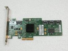 original 1 PCS SAS3041E SATA/SAS 4 PCI-E RAID selling with good quality