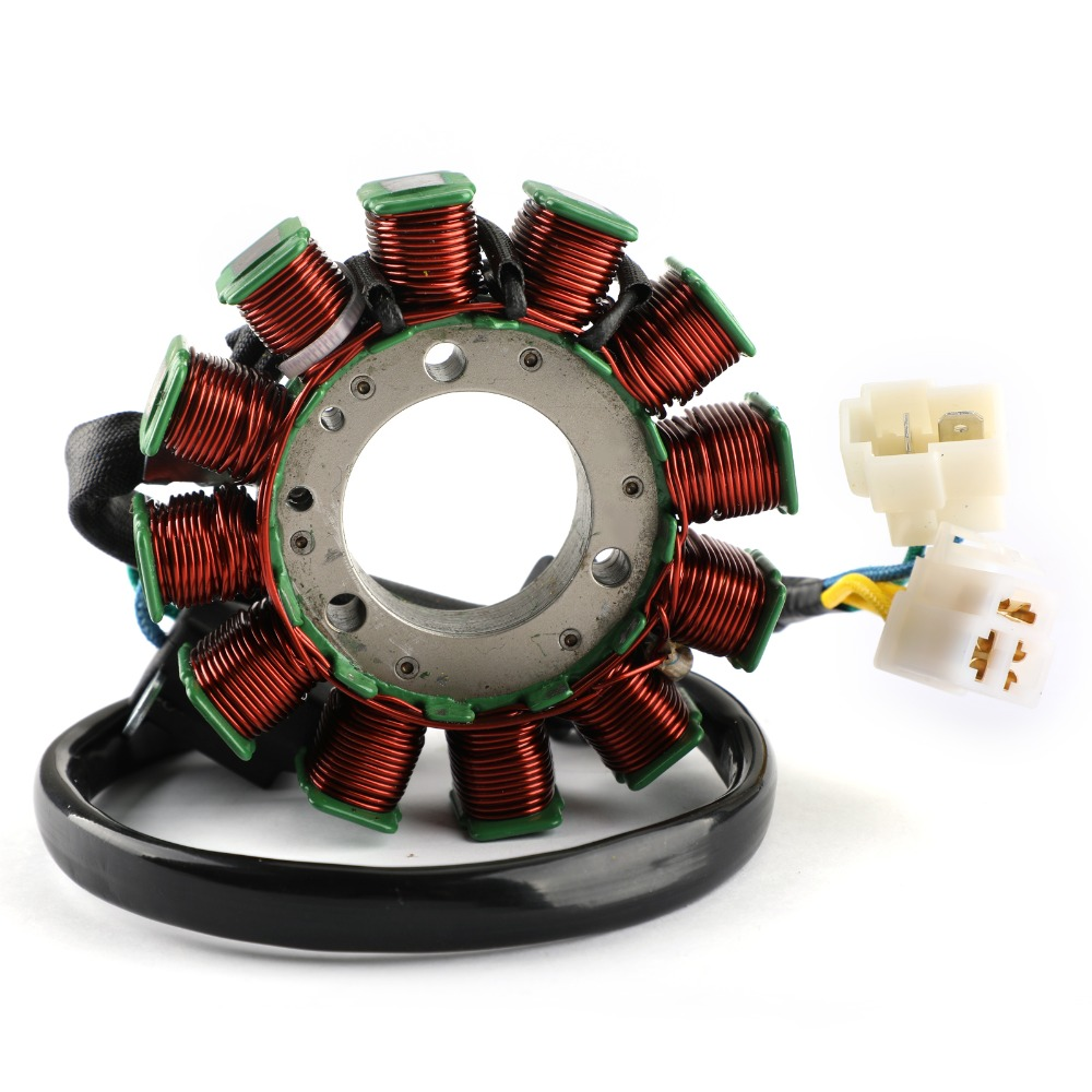 Areyourshop Motorcycle Alternator United Motors Stator Coil For Hyosung GV250 GT250R GT250 2006 2011 2007 Motorcycle